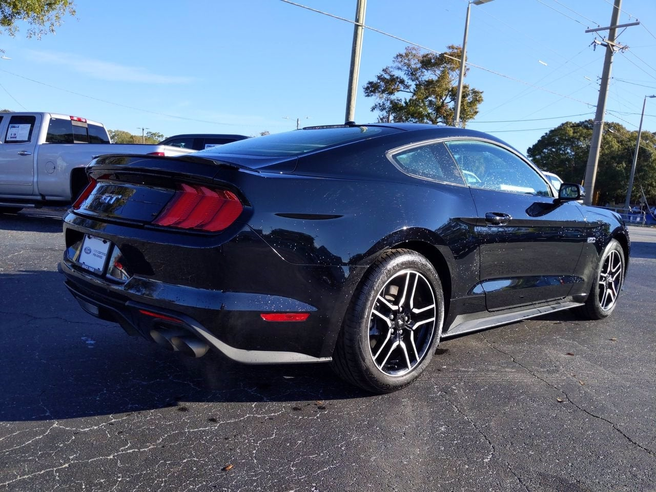 2019 Ford Mustang GT in Tampa FL Tampa Ford Mustang