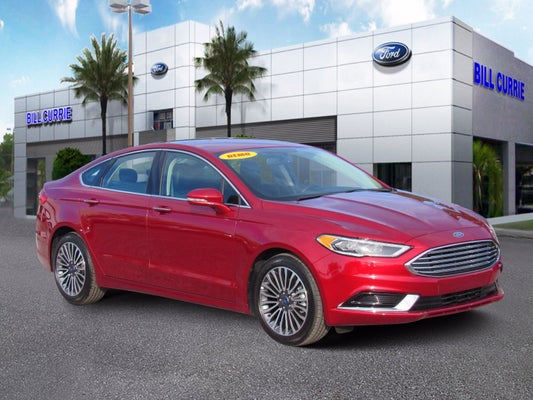 ford fusion se  tampa fl tampa ford fusion bill currie ford