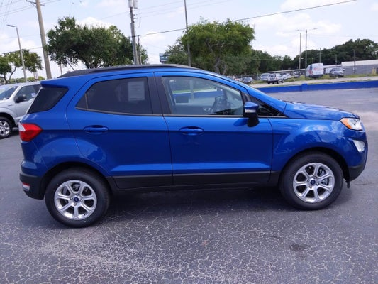 Ford Dealership Tampa >> 2019 Ford EcoSport SE in Tampa, FL | Tampa Ford EcoSport | Bill Currie Ford
