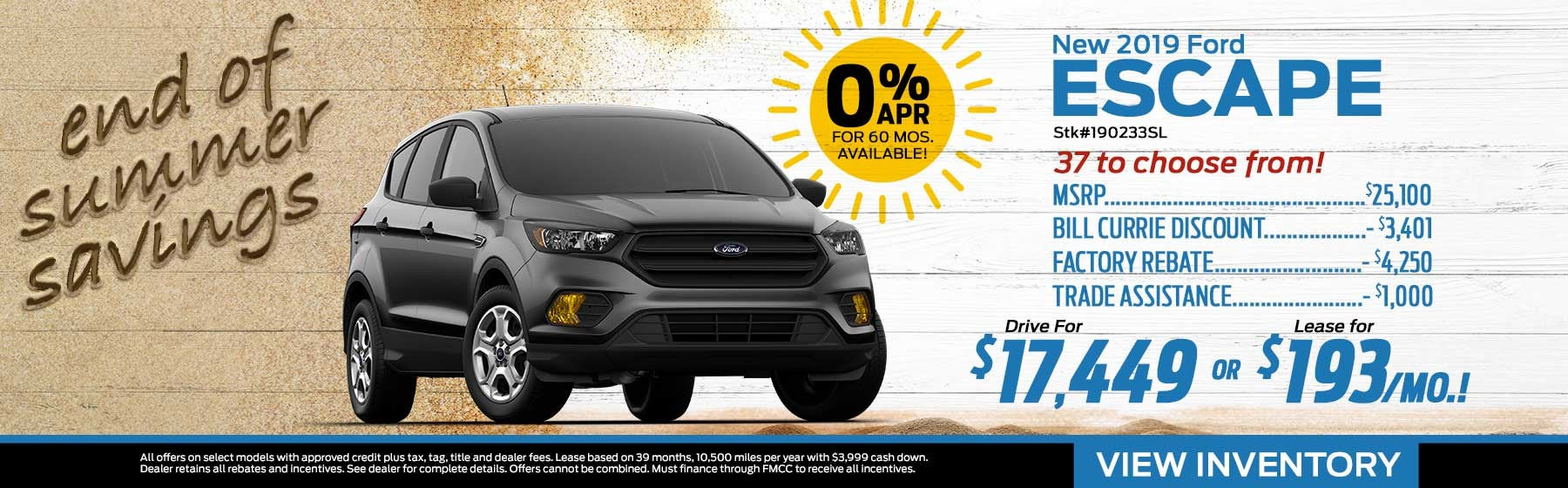 South Bay Ford Service Hours >> Bill Currie Ford New Used Ford Dealership In Tampa Fl